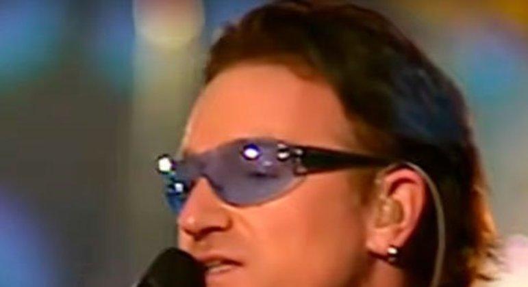 U2 - Super Bowl XXXVI (2002)