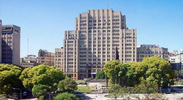 Prédio da Universidade de Buenos Aires, onde muitos brasileiros estudam