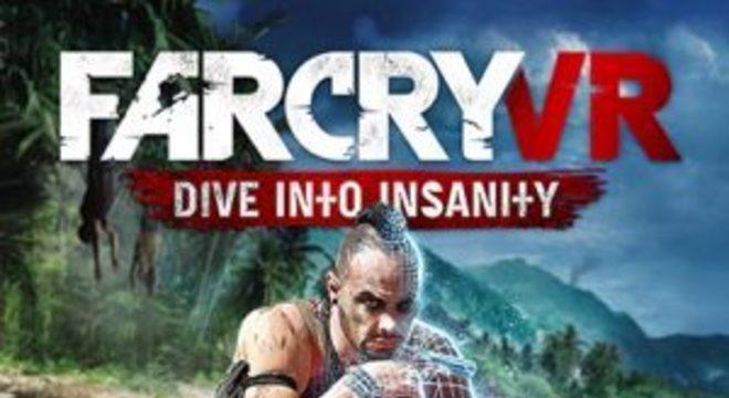 Ubisoft anuncia Far Cry VR: Dive Into Insanity, uma experiência de VR baseada em Far Cry 3