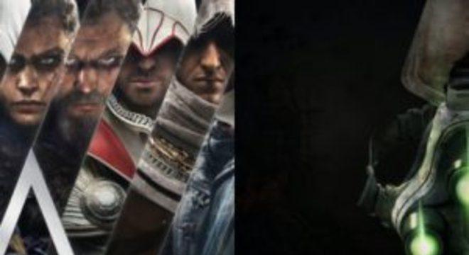 Ubisoft anuncia novos Splinter Cell e Assassin's Creed para Oculus VR