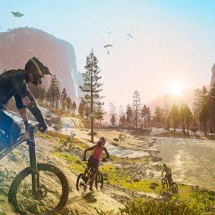Ubisoft anuncia Riders Republic, jogo multiplayer de esportes radicais