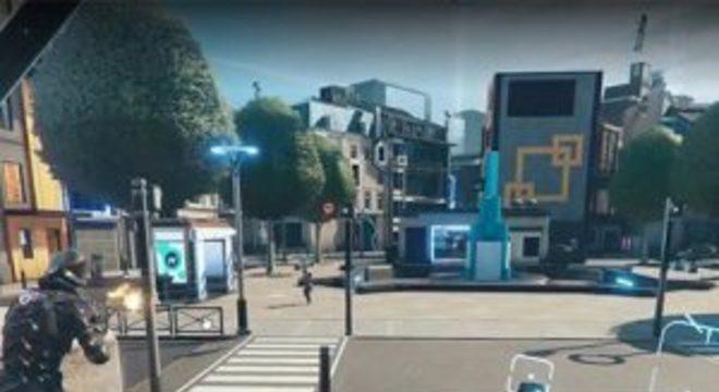 Ubisoft entra no battle royale na semana que vem com o futurista Hyper Scape