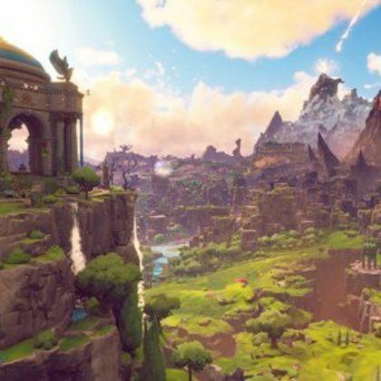 Ubisoft mostra o reformulado Immortals Fenyx Rising em trailers