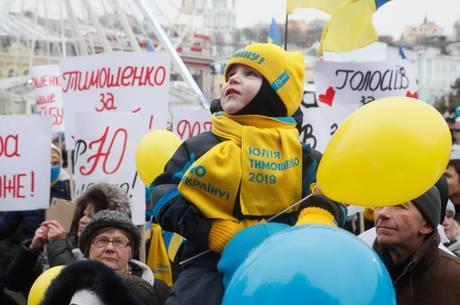Eleições na Ucrânia devem acontecer no fim de março