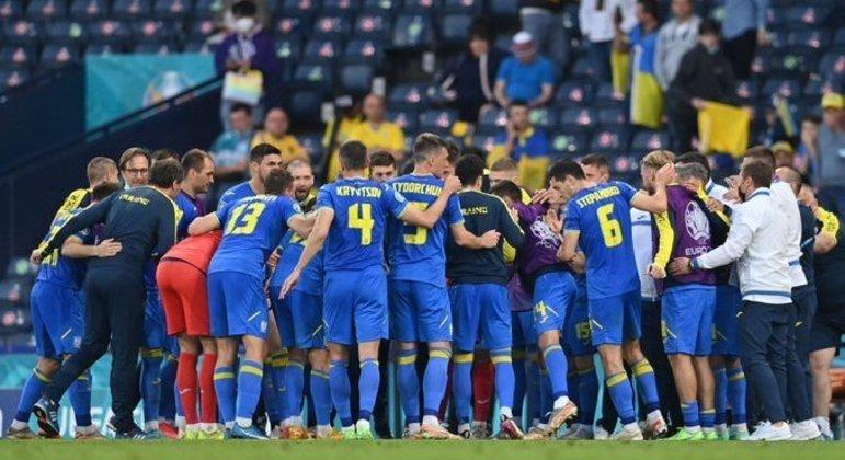 Ucrânia, humildade e união