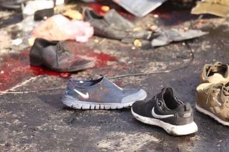 Oito pessoas morreram e 21 ficaram feridas