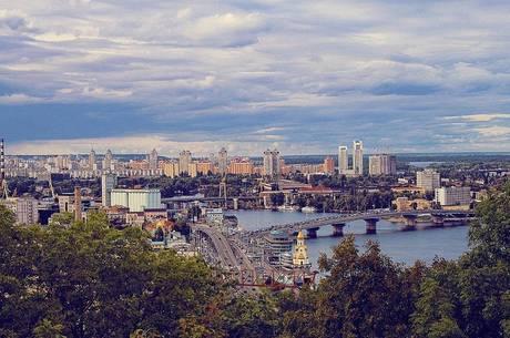Tcherkássi fica situada 200 quilômetros ao sul de Kiev