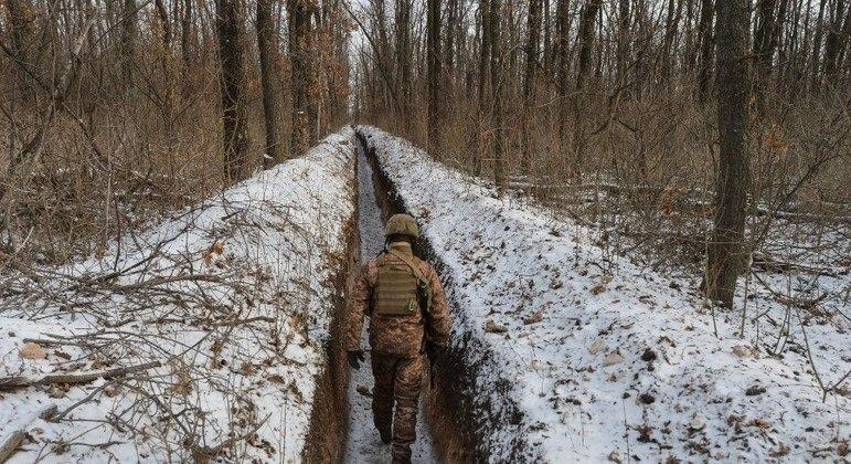 Forças Armadas da Ucrânia passaram por uma profunda reforma