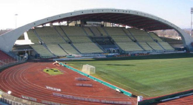 A espetacular Dacia Arena da Udinese