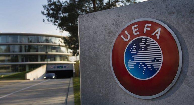 A sede da UEFA em Nyon, na Suíça