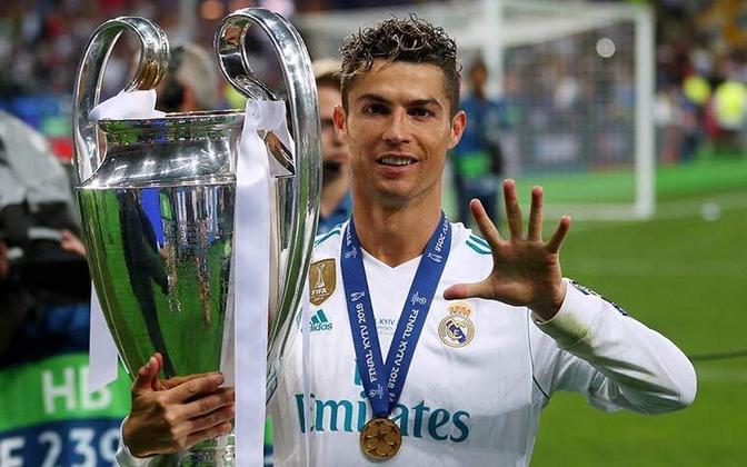 UEFA CHAMPIONS LEAGUE - Tornou-se especialista nessa competição com a camisa do Real Madrid. Conquistou as edições 2013-14, 2015-16, 2016-17 e 2017-18.
