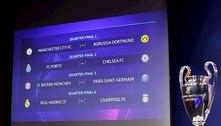 PSG e Bayern voltam a se enfrentar na Champions, pelas quartas