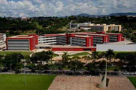 UFMG suspende atividades de 60 mil pessoas