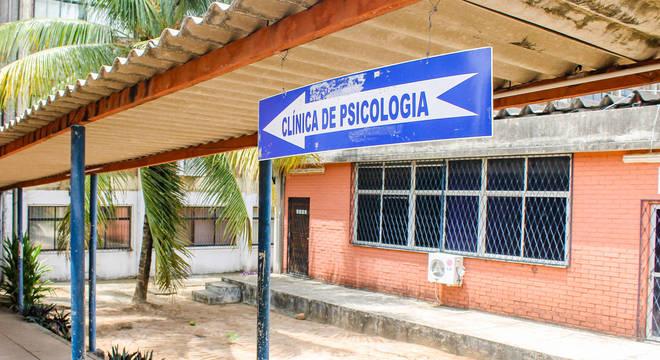 UFPB clínica psicologia
