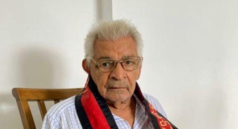 Ulisses Laurindo dos Santos estava com 92 anos