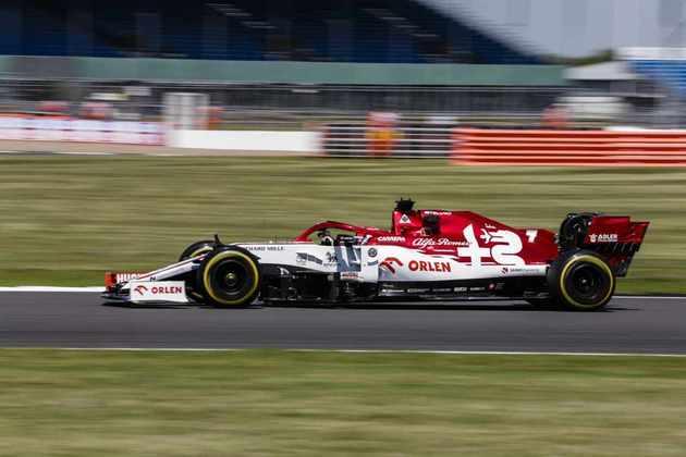 Última vez que Räikkönen pontuou foi no GP do Brasil de 2019, quando foi quarto colocado