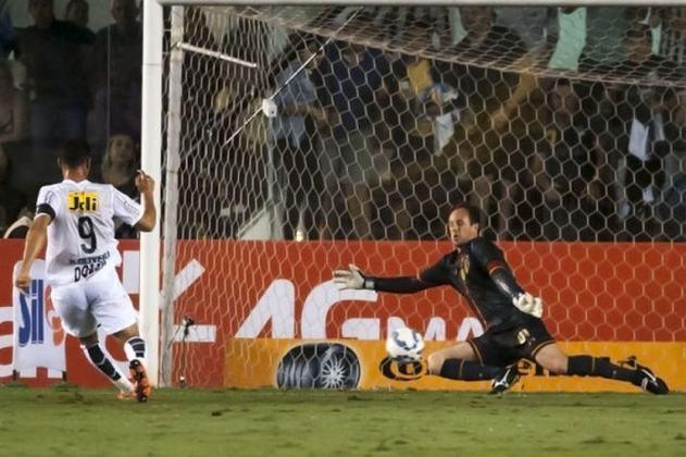 Último jogo oficial pelo São Paulo - Sua despedida nos gramados aconteceu dia 28 de outubro de 2015,  na derrota para o Santos por 3 a 1, na Vila Belmiro, pela Copa do Brasil.