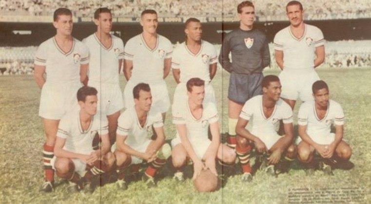 Um ano após a conquista palmeirense, o Fluminense foi um dos convidados para disputar a Copa Rio. Naquela ocasião, a equipe carioca deixou Sporting-, Peñarol e o Grasshoppers na fase de grupos, goleou o Áustria Viena na semifinal, por 5 a 2, e levou o título ao vencer a primeira partida, contra o Corinthians, por 2 a 0, e empatar no segundo duelo.