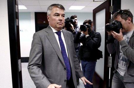 """Um dos advogados de defesa, Agustín Martínez Becerra, disse que o direito de defesa foi enfraquecido """"de maneira brutal"""" no processo"""