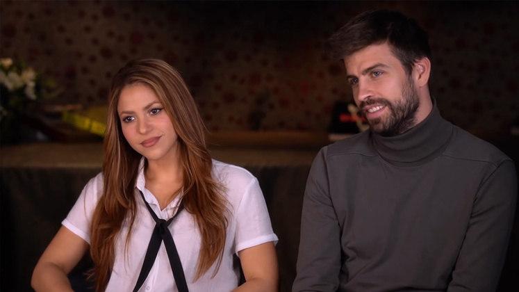 Um dos casais mais famoso do mundo é formado pelo jogador do Barcelona Gerard Piqué e a cantora Shakira. Os dois estão juntos desde 2011 e já tiveram dois filhos