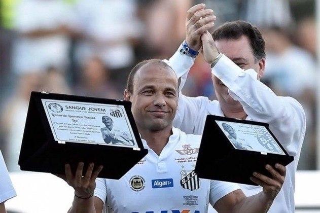 Um dos jogos marcantes no estádio foi a despedida do lateral-esquerdo Léo, em um amistoso do Peixe contra o Benfica, de Portugal, em 2016, comemorando também o centenário da Vila. O jogo acabou empatado em 1 a 1