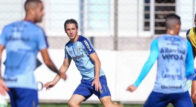 Um dos líderes do Grêmio dentro e fora de campo, Geromel tem perfil para brilhar fora das quatro linhas, como treinador.