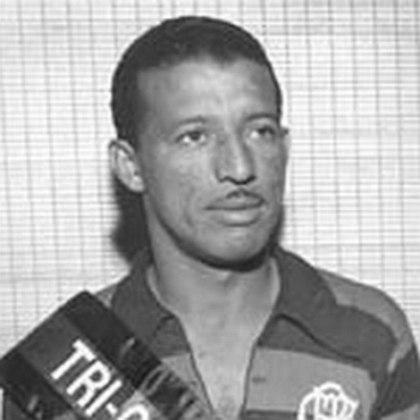Um dos maiores jogadores das décadas de 1940 e 1950, Zizinho fez história no Flamengo, no Bangu e na Seleção Brasileira.