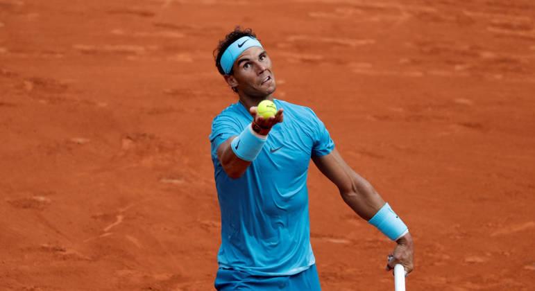 Um dos maiores tenistas da história, Rafael Nadal já jogou o Rio Open