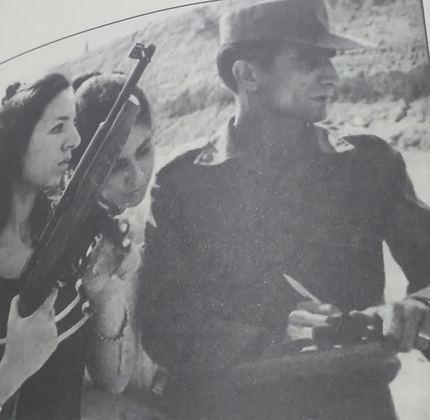 Um dos nomes que mais ganharam força entre os que entraram para a luta armada em oposição ao regime militar, Carlos Lamarca planejava as ações da Vanguarda Popular Revolucionária (VPR) no Vale da Ribeira. O ex-capitão do Exército era um dos mais procurados pelo governo.