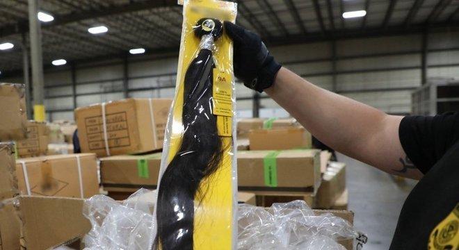 Região chinesa exporta até apliques capilares para os EUA