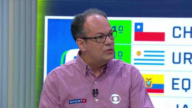 Um dos rostos mais conhecidos do SporTV, Wagner Villaron anunciou sua saída do Grupo Globo no início de 2020 e não revelou os motivos.