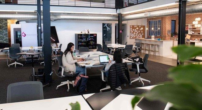 Será que os escritórios vão gradualmente desaparecer?