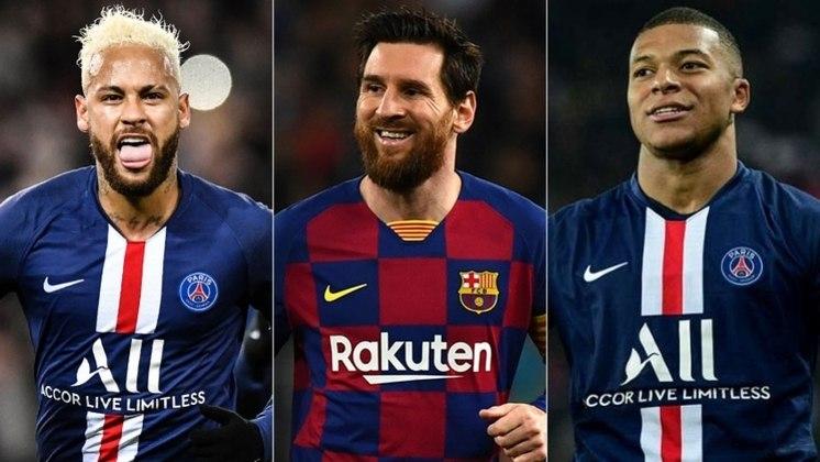 Um estudo da KPMG Football Benchmark da consultoria KPMG divulgou a relação de jogadores mais caros do mundo até fevereiro deste ano, atualizando a lista que era de novembro do ano passado. Uma surpresa é a desvalorização de Neymar. Veja o ranking