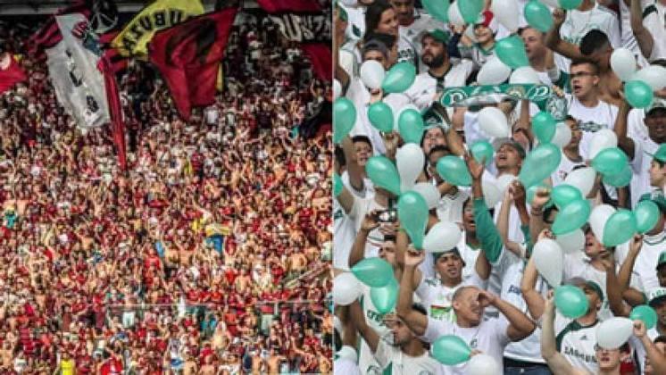 Um estudo da Pluri Consultoria mostrou quanto alguns clubes brasileiros arrecadaram em sócios-torcedores e bilheteria na última década, entre os anos de 2010 e 2019. O LANCE! mostra o resultado deste estudo. (Por Gabriel Santos)