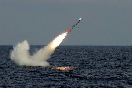 A Raytheon, que produz os mísseis, é uma indústria de armas americana