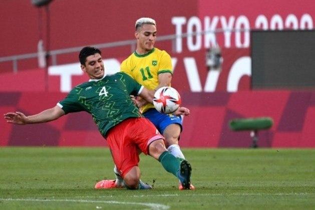 Um pouco mais cedo, às 8h, México e Japão decidem o bronze do futebol masculino.