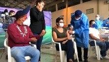 Vacina chega a indígenas do AM, na fronteira com Peru e Colômbia