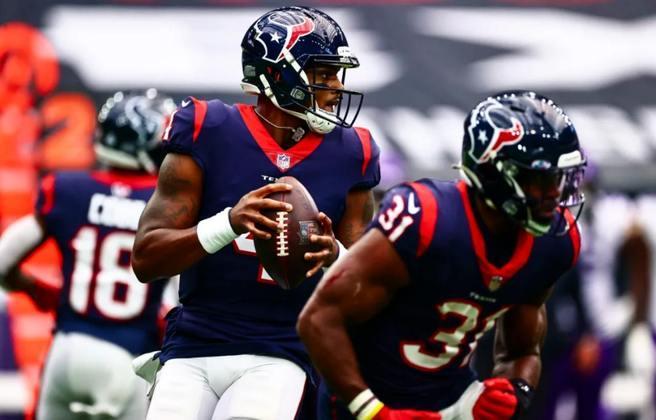 Um time com Deshaun Watson não pode estar sem vencer após quatro semanas, Até por isso o Houston Texans demitiu seu treinador.