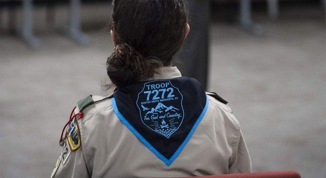Desde que a Boy Scouts começou a recrutar meninas, várias tropas de escoteiros formadas só por meninas foram criadas