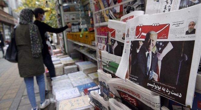 Os líderes do Irã disseram que suas políticas não mudariam com base no resultado da eleição presidencial dos EUA