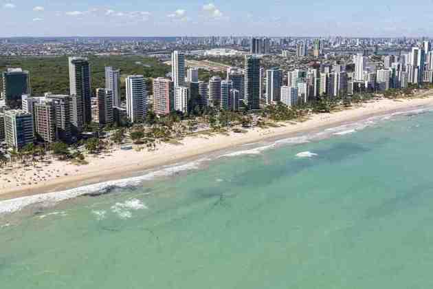 Uma curiosidade é que a área de boxes ficaria praticamente na praia. A ideia era copiar o estilo do circuito de Surfers Paradise, na Austrália