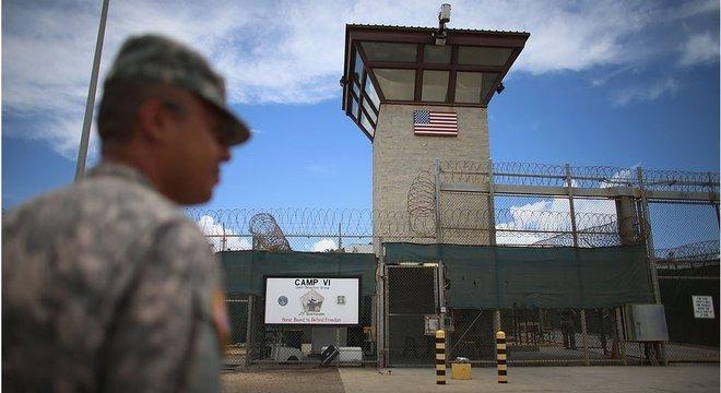 A prisão começou a operar em 2002, após o atentado de 11 de setembro de 2001