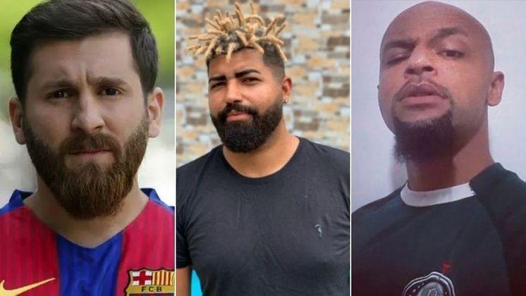 Uma das febres do momento no futebol brasileiro são os sósias de personalidades do futebol. Por isso, a reportagem listou os principais nomes que possuem sósias que realmente se parecem com os originais. Confira!