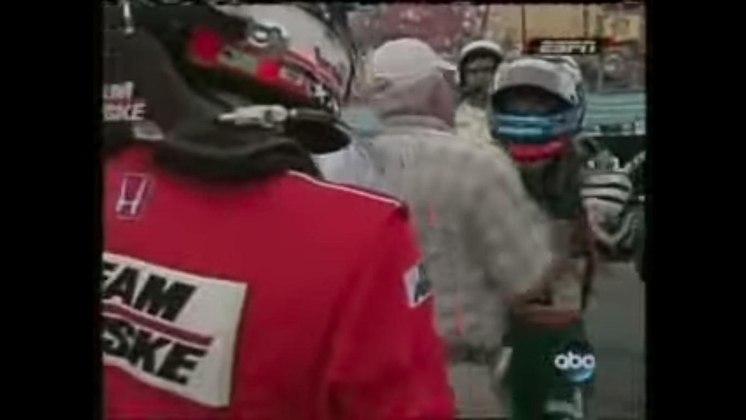 Uma das mais famosas da categoria envolve o brasileiro Tony Kanaan e Sam Hornish Jr. no GP de Watkins Glen, em 2007. Na ocasião, Michael Andretti, chefe do brasileiro, trocou agressões com Sam Hornish Sr
