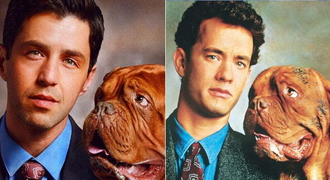 Josh Peck será o filho de Tom Hanks na série 'Uma Dupla Quase Perfeita'