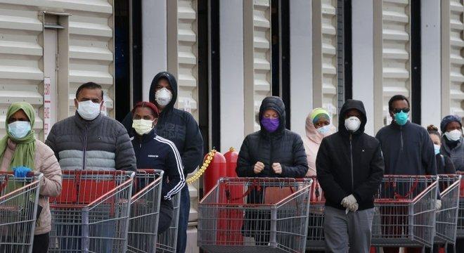 Até agora, o principal argumento para o uso de máscaras é a proteção de outros