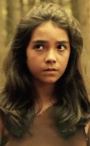 Uma (Julia Braz): Oitava filha de Adão e Eva.