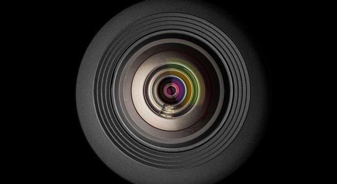 Uma câmera de celular é como um olho - vê tudo que está na frente dela