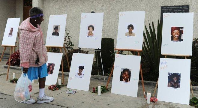 O assassino em série conhecido como 'Grim Sleeper' matou mais de dez mulheres nos EUA