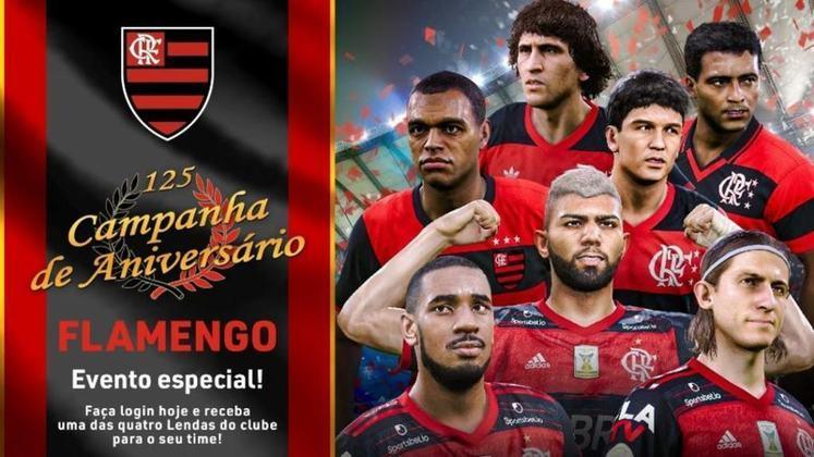 Uma polêmica envolveu o Flamengo e sua torcida na última quinta-feira. Os rubro-negros não gostaram de a Konami, desenvolvedora do jogo PES, ter colocado o ex-jogador Denílson no time lendário do clube da Gávea. O atual apresentador da Band, que teve passagem apagada pelo Fla, está ao lado de Zico, Romário e Bebeto na equipe. Essa, porém, não foi a primeira gafe dos games de futebol. Relembre outros casos!